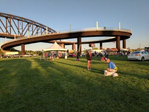 Big Four Arts Festival on Big 4 Bridge Art Music Louisville food and Fun Kid event in Kentucky (191)