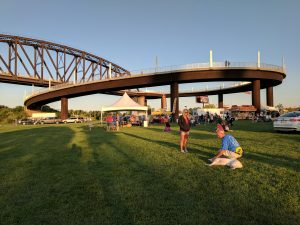 Big Four Arts Festival on Big 4 Bridge Art Music Louisville food and Fun Kid event in Kentucky (192)