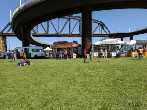Big Four Arts Festival on Big 4 Bridge Art Music Louisville food and Fun Kid event in Kentucky (421)