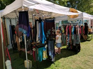 OPB Clothing at Big Four Arts Festival