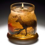 Candle tips and tricks from Little Creek Candles image